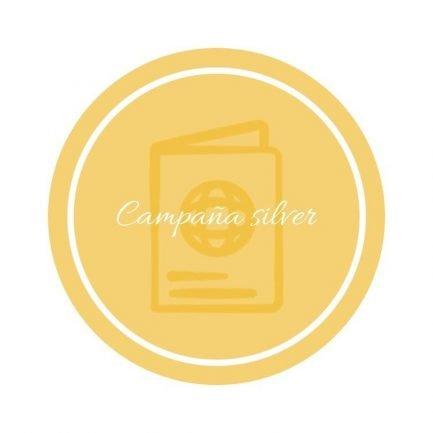 Campaña publicitaria silver